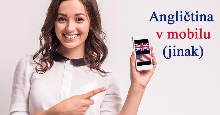 5 netradičních způsobů, jak využít svůj telefon na učení angličtiny